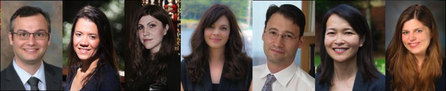 Headshots 2016 Scholars