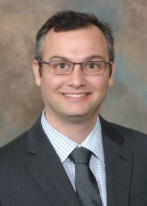 Steve Davidson (Photo: University of Cincinnati)