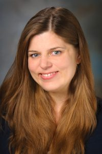 Katharina Schlacher (Photo: MD Anderson Cancer Center/Medical Graphics and Photography)