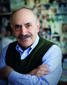Robert Weinberg (Photo: Kathleen Dooher/Whitehead Institute)