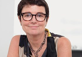 Titia de Lange (Photo: John Abbott/The Rockefeller University)