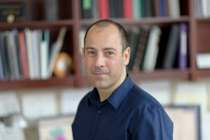 Christopher Lima (Photo: Memorial Sloan Kettering Cancer Center)