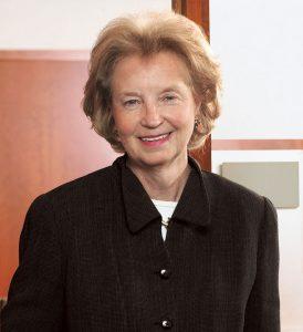 Kathleen Foley (Photo: Memorial Sloan Kettering Cancer Center)