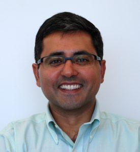 Ajay Chawla (Photo: Courtesy of Ajay Chawla)