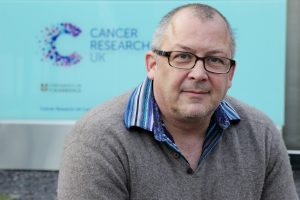 Gregory Hannon (Photo: CRUK Pioneer Award)