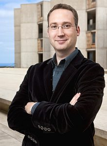 Axel Nimmerjahn (Photo: Salk Institute)