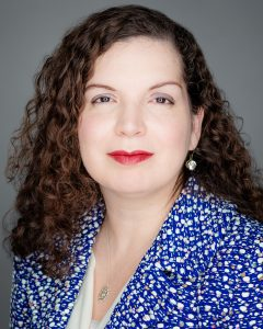 Elsa R. Flores (Photo: Courtesy of Moffitt Cancer Center)