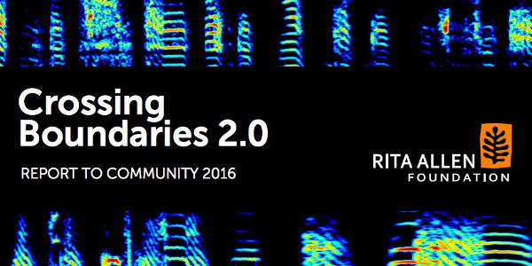 Crossing Boundaries 2.0: Report to Community 2016