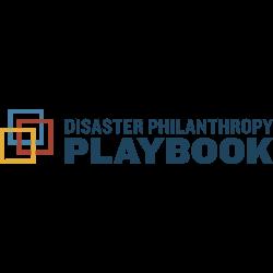 Disaster Philanthropy Playbook