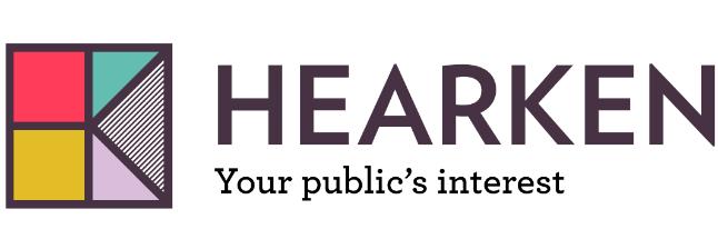 Hearken: Your public's interest