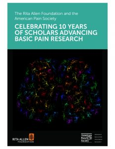 Celebrating 10 Years of Scholars Advancing Basic Pain Research